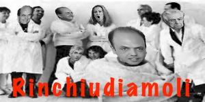 Manicomio-Politica-Bersani-Berlusconi-Monti-Casini-Pd-Pdl-Alfano