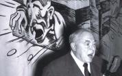 Il qualunquista per eccellenza, Guglielmo Giannini fondatore di un giornale e poi di un partito battezzato l'uomo qualunque. Giannini rappresenta a pieno l'illusione la stupidità dell'apoliticismo