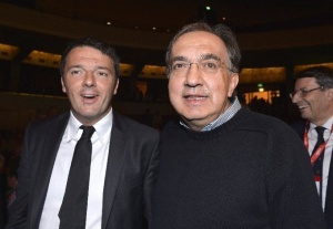 Renzi-Marchionne