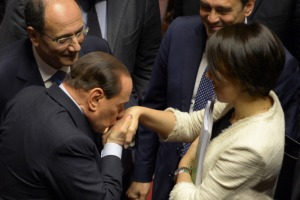 ITALY-POLITICS-GOVERNMENT-SENATE