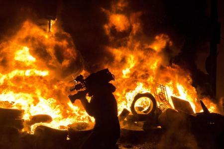 Ucraina, ripresi gli scontri a Kiev