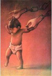 infantilismo forzato