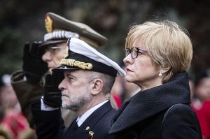 Fosse Ardeatine: Napolitano, lotta per libert‡ Ë patrimonio