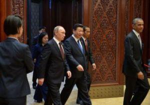 Putin ,jinping e Obama terzo incomodo