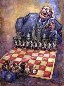 plutocrazia