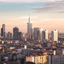 Skyline-Porta Nuova-