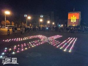Tentativi di croce uncinata a Kharkov: ogni differenza con l'originale è pura ipocrisisa