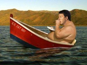 La barca affonda