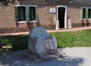 Torcello, trono di Attila