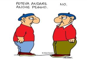 Vignetta di Altan