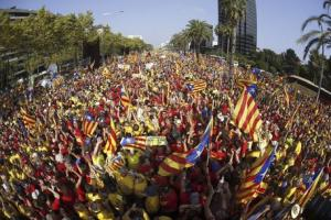 CATALONIAN DAY CELEBRATION