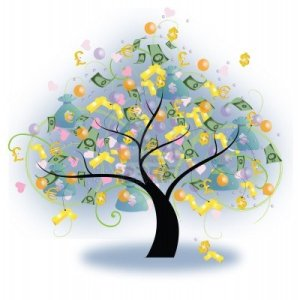 13308221-albero-di-ricchezza-con-il-denaro-e-lingotti-appeso-creare-un-vettore