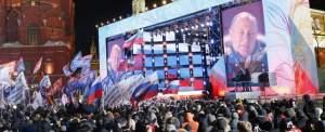 Plebiscito per Putin, may così forte