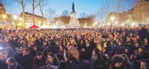 Francia, proteste a Parigi