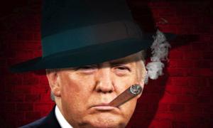 Trump gangster