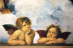 310px-Raphael-cherubini