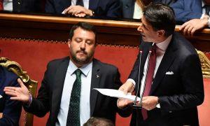 Salvini-Conte-facce-Senato-5-1000x600