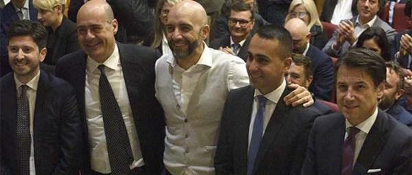 Elezioni Regionali Umbria - Summit Pd e 5 Stelle a Narni