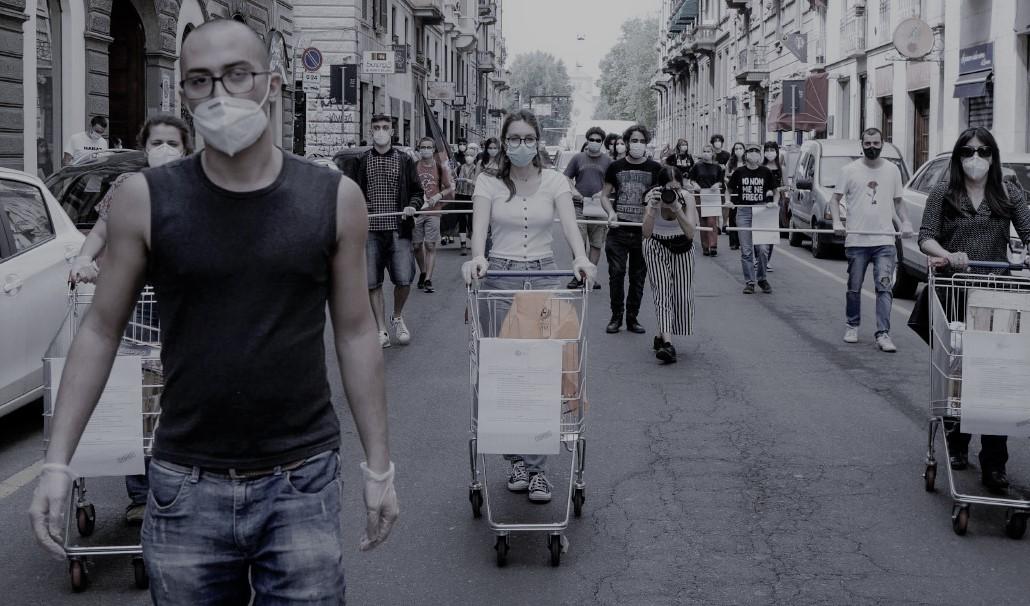 Coronavirus in Italy: phase 2